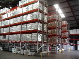 Internal Warehouse SR2000 Series Pallet Racking